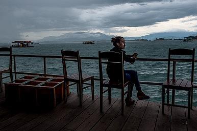 Seeing Landlocked Laos' Sea