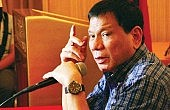 Rodrigo Duterte, Philippines-China Relations, and the South China Sea