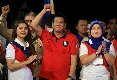 Philippines: Some Brief Takeaways on Duterte's Win
