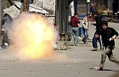 Kashmir's Reemerging Militancy