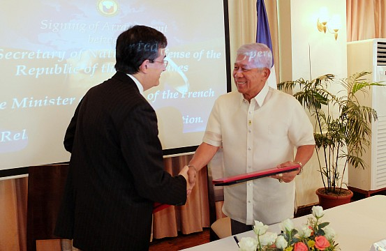 Philippines-France Defense Ties in Focus With New Patrol Boats