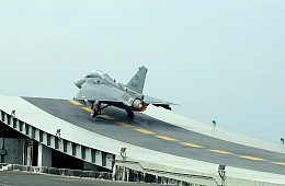 Indian Navy Rules out Tejas Fighter Jet on New Aircraft Carrier
