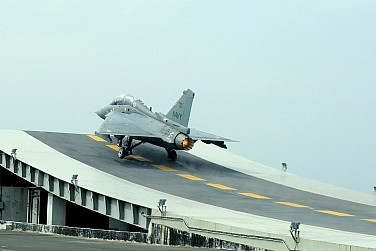 Naval Version of India's Light Combat Aircraft Successfully Completes Flight Tests
