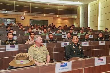 Australia, Thailand Host Regional Peacekeeping Exercise