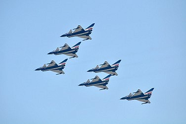 China's Military May Almost Have 3000 Aircraft, But What About Everyone Else?