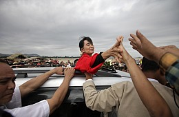 Aung San Suu Kyi and the Cult of Personality