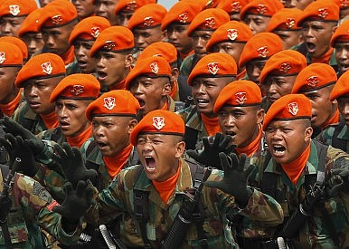 Indonesia's Grand Defense Vision
