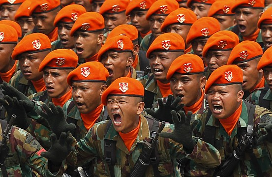 indonesia�s grand defense vision the diplomat