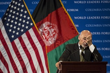 Afghanistan's Addiction to Foreign Aid