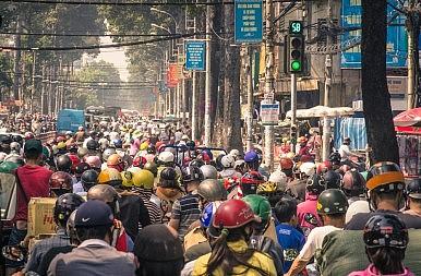 Vietnam's Lethal Traffic