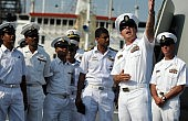 What the US Can Learn From Its Own History About a Naval Logistics Agreement With India