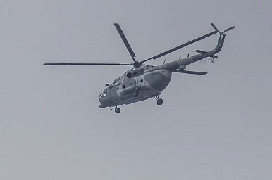 Russia, Laos Ink New Military Helicopter Deal