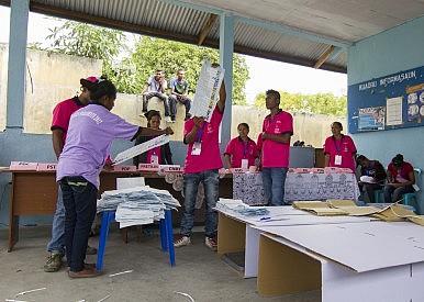 Timor-Leste's Dangerous Political Union