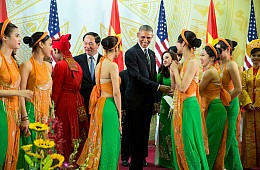 Stronger US-Vietnam Relations Are Not At China's Expense