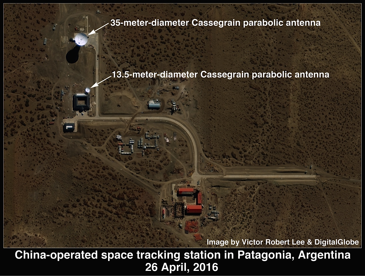China Builds Space-Monitoring Base in the Americas | The