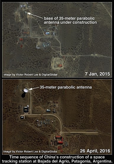 time sequence Argentina site 1.8M