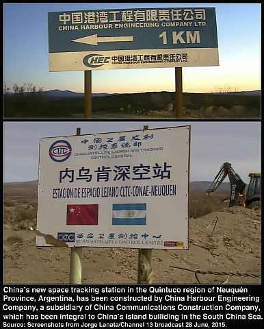Argentina China signs 1.9M