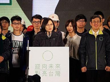Taiwan: Answering China's 'Test'