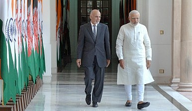 Afghanistan and Ashraf Ghani's New Internationalism