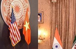 Obama in Vietnam, Modi in Iran: Geopolitical Consequences