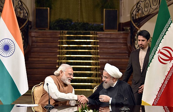 India's Iran Conundrum Is Back