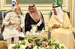 India, Saudi Arabia, and the Fight Against Terrorism