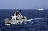 South China Sea: Indonesian Navy Fires at and Arrests Chinese Fishermen