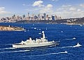 Australia's Careful Dance in the South China Sea