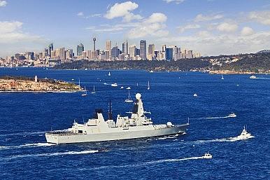 Australia's Careful Dance in the South China Sea