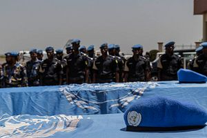 Chinese Peacekeeper Killed in Mali Attack