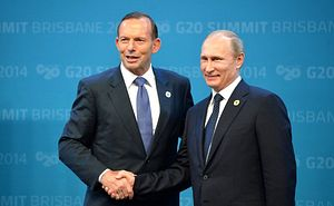 Australia, Russia, and a Rules-Based Order in Asia