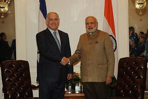 India's Israel Disconnect: Rhetoric vs. Reality