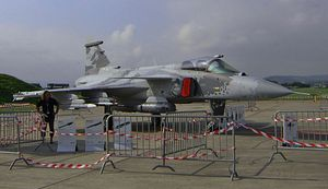 Will India's Next Light Fighter Be From Sweden?