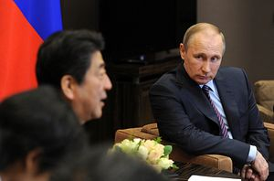 Japan's 'New Approach' to Russia