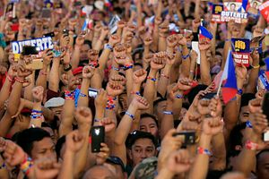Duterte and the Global Rise of Strongmen