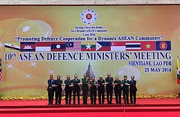 Time for ASEAN's Defense Ministers Meeting to Put Traditional Security on the Agenda