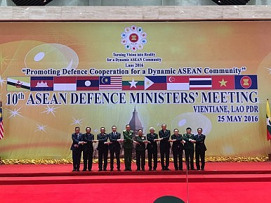 Duterte's Defense Diplomacy Conundrum: The Case of ADMM and ADMM-Plus