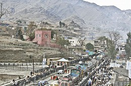 Pakistan, Afghanistan Exchange Fire at Torkham Border Crossing