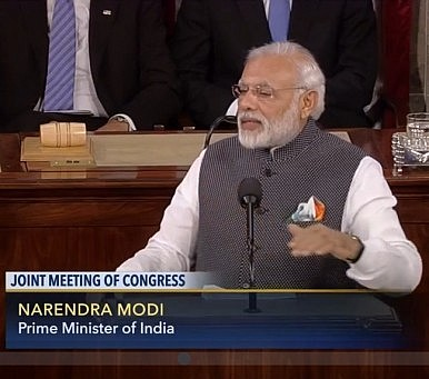 Modi's Big Speech in Washington: Time for 'Natural Allies' to Deliver Results