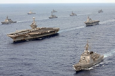 A US Navy With 350 Ships... But What For?