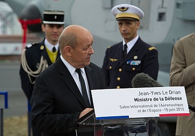 France Leads Europe's Changing Approach to Asian Security Issues