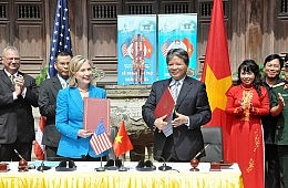 Trump, Clinton and the Future of US-Vietnam Relations