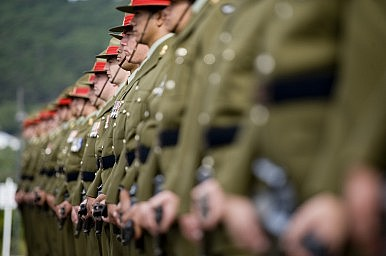 New Zealand's Defense White Paper: Playing Catch Up