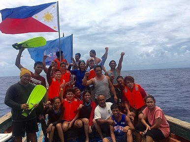 South China Sea: An Eyewitness Account of Tensions at Scarborough Shoal