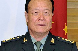 Chinese Ex-General Gets Life in Prison for Corruption