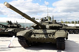Russia Reinforces Tajikistan Base with 100 New Armored Vehicles