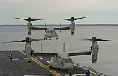 Japan to Receive 4 New V-22 Osprey Aircraft