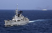 Indonesia-China Tensions in the Natuna Sea: Evidence of Naval Efficacy Over Coast Guards?