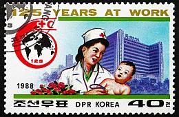 North Korea's Public Health Campaign