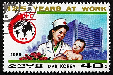 North Korea's Public Health Campaign